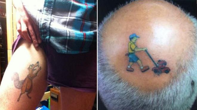Web pro tetování