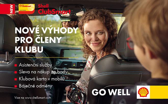 e05f3496d3 Vyhraj palivo v hodnotě 5 000 Kč s věrnostním programem SHELL CLUBSMART