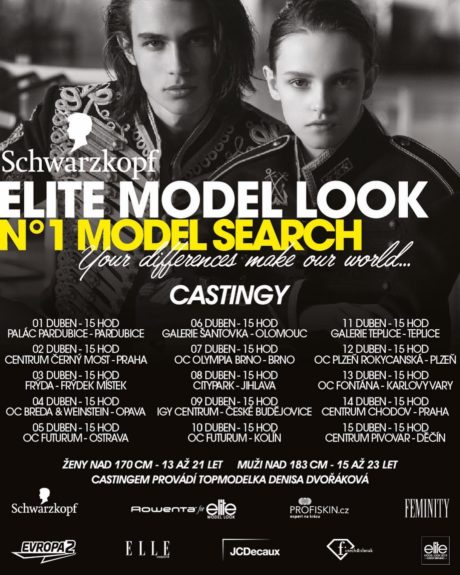Elite Model Look Casting
