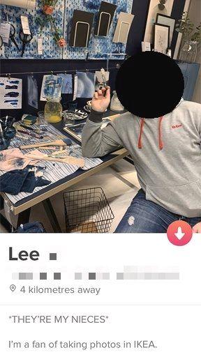 Lee Tinder