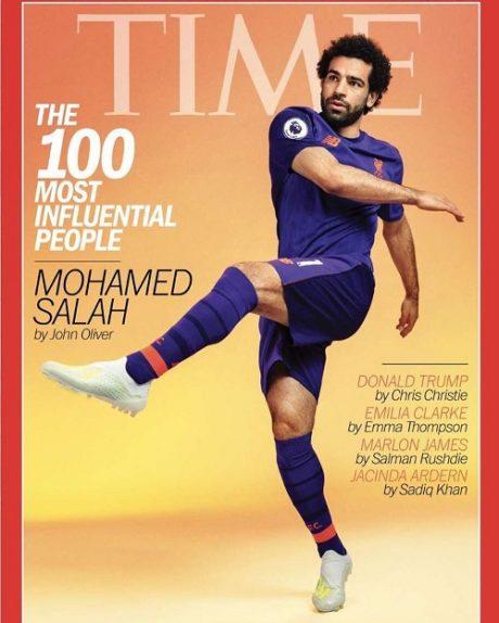 Fotbalista Mohamed Salah