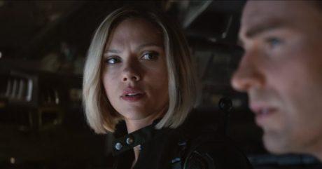 Scarlett Johansson ve filmu Avengers: Infinity War