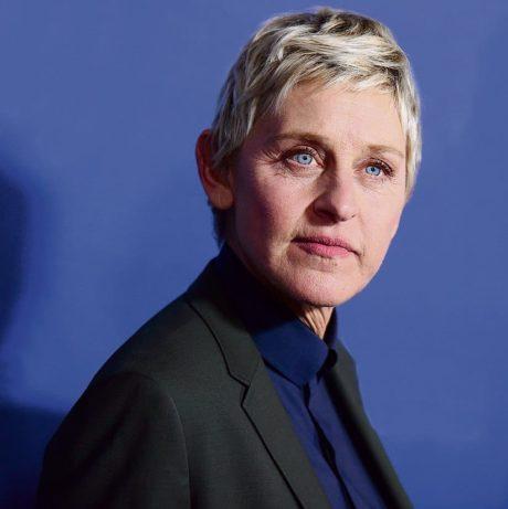 Moderátorka Ellen DeGeneres