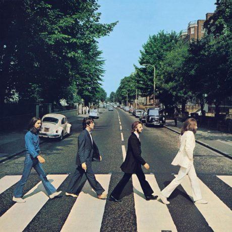 Původní fotografie z desky Abbey Road slaví 50 let