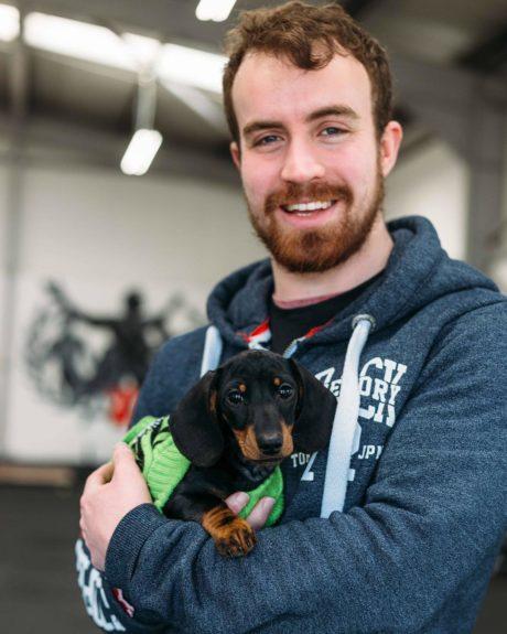 Andy Graydon a jeho pes, Darwin