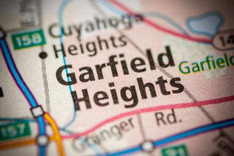 Město Garfield Heights leží v americkém státě Ohio