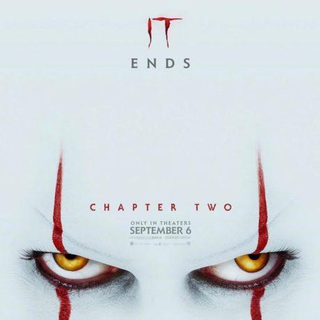 Jeden z plakátů propagující film To Kapitola 2