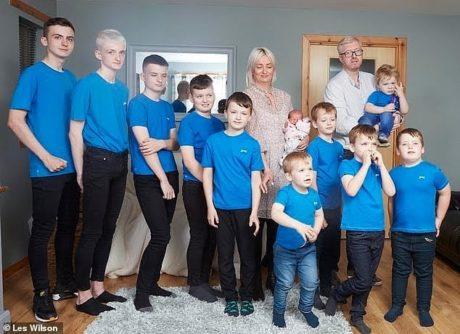 Rodina Brettů