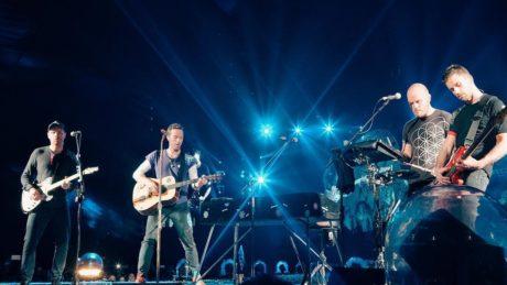 8. místo: Coldplay - Magic