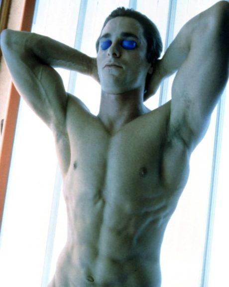 Bale ve filmu Americké psycho (2000)