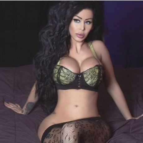 Striptérka Samantha Barbash