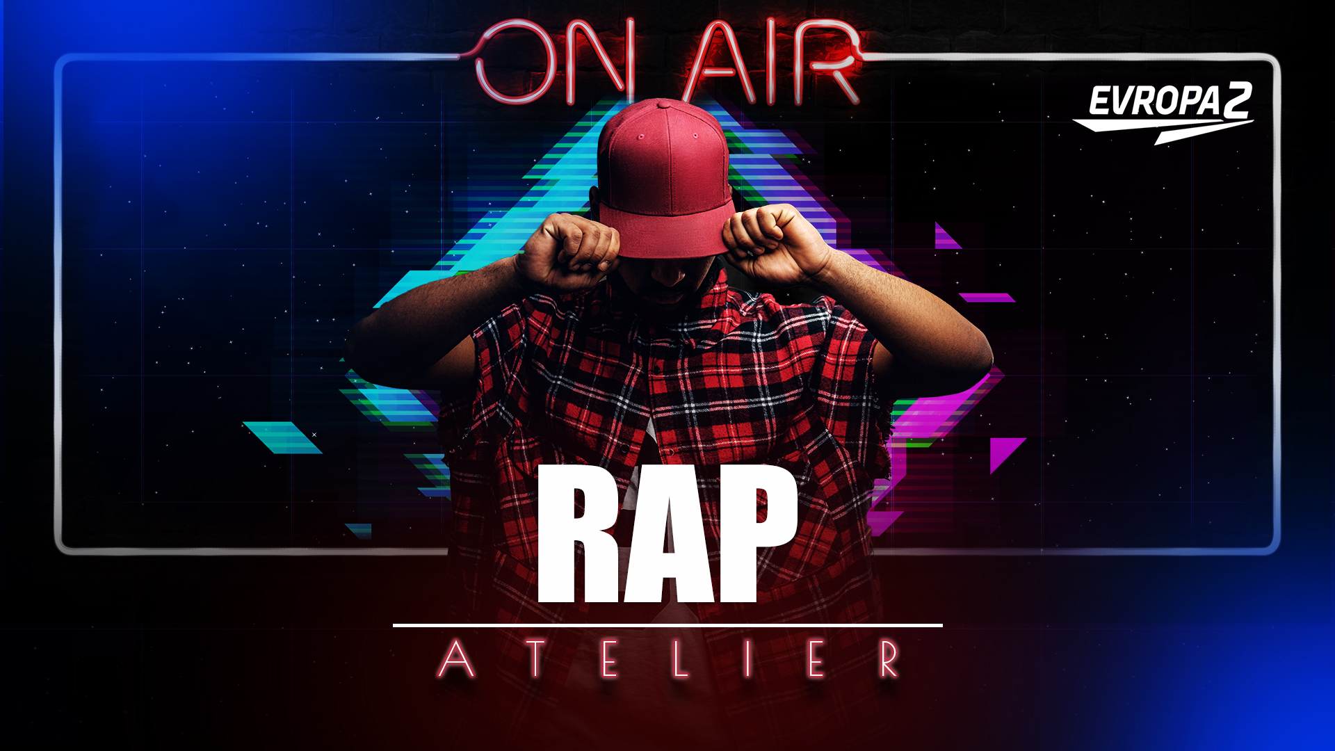 Rap ateliér on–air