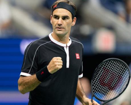 Roger Federer má další důvod k radosti