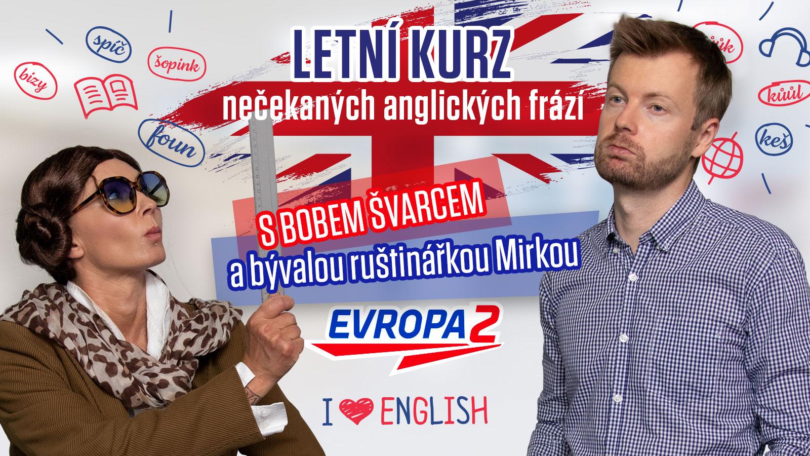 Letní kurz angličtiny