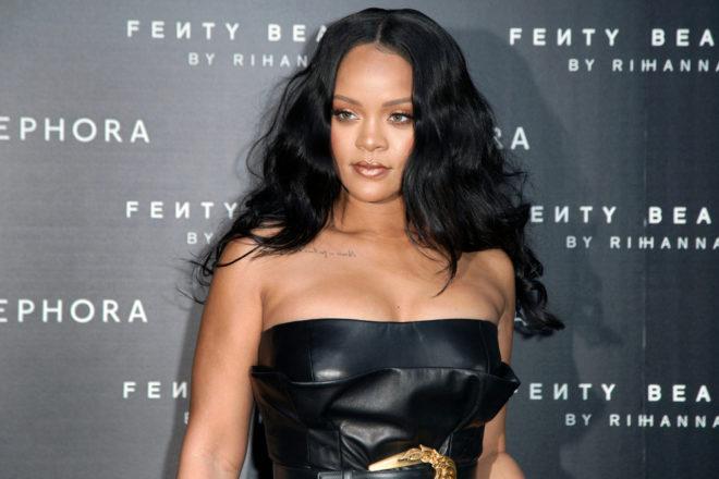 Rihanna je naštěstí v pořádku