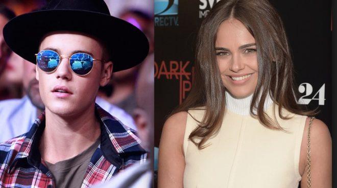 randění s Justinem Bieberem