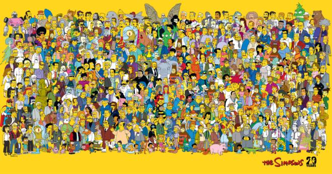 V seriálu účinkuje víc než sto padesát postav