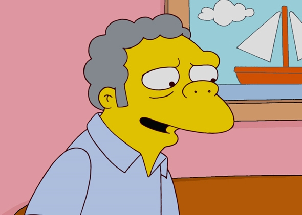 """Vočko dostal příjmení Szyslak proto, aby mohl být jedním z podezřelých v epizodě """"Kdo postřelil pana Burnse?"""""""