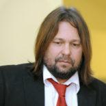 Hlavní líčení v případu herce a producenta Jiřího Pomejeho (na snímku) pokračovalo 28. února u Obvodního soudu pro Prahu 2. Podle žalobců způsobil Státnímu fondu na podporu a rozvoj české kinematografie v souvislosti s filmem Andělská tvář škodu zhruba 5,5 milionu korun, viní ho z poškozování věřitele.