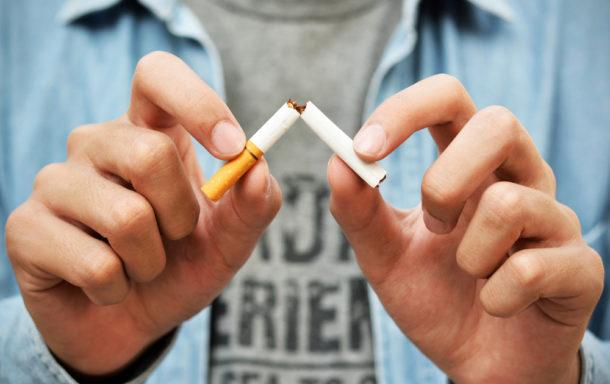 kouření a kouření
