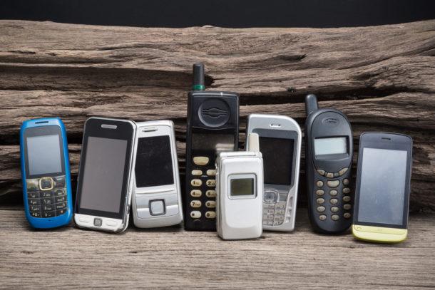 Výsledek obrázku pro sbÄr mobilů