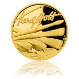 Zadní strana půluncové medaile
