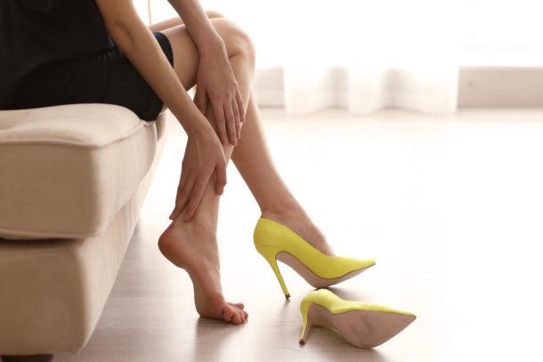 Sexuální videa na vysokých podpatcích