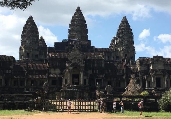 Místní chrámy by podle Libora měl každý vidět.