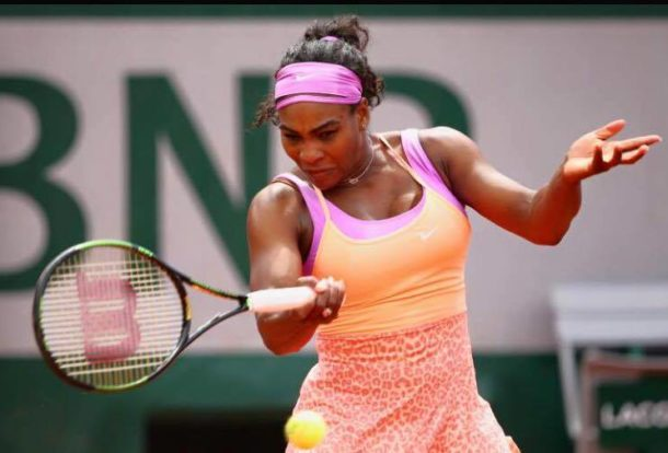Serena williams z roku 2013