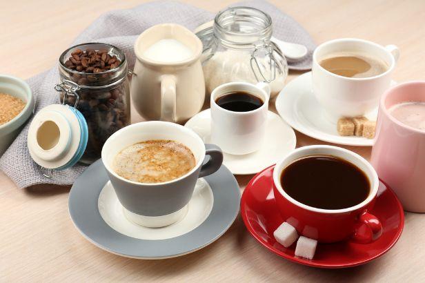 Jen šálek kávy