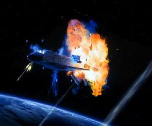 Falešný raketoplán Columbia