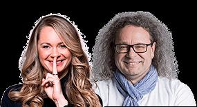 Jana Knížková a Roman Mikesch