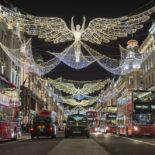Vánoční Londýn