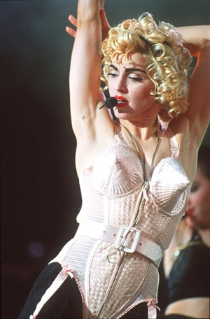 Madonna na Blonde Ambition Tour