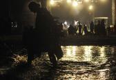Sázavafest potrápil v sobotu déšť. foto: ČTK