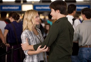 Drew Barrymore a Justin Long