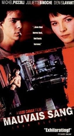 Plakát k filmu Zlá krev