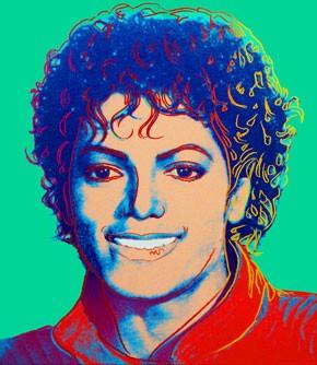 Michael Jackson od Andy Warhola