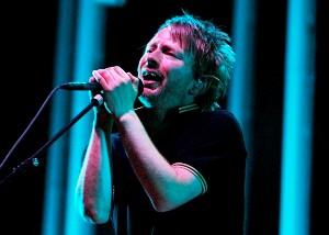 Thom Yorke z Radiohead