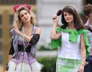 Carrie a Charlotta v Sexu ve městě č. 2