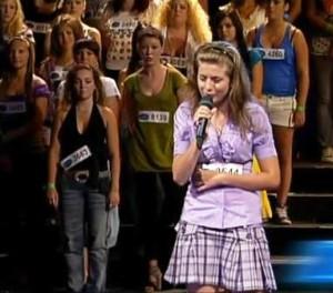 Patnáctiletá Lucia, skvělý slovenský talent