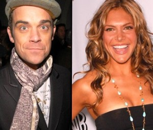 Robbie a Ayda