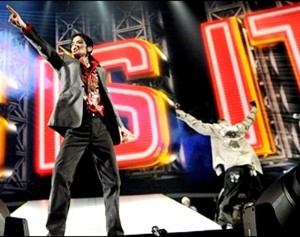 Michael Jackson a This Is It