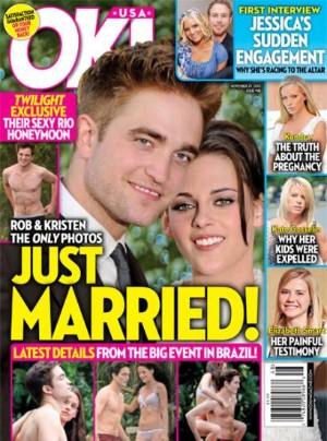 Obálka zmiňovaného magazínu OK