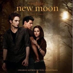 Soundtrack k Novému měsíci