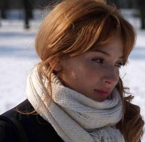 Eva Kereksová ve filmu Démoni
