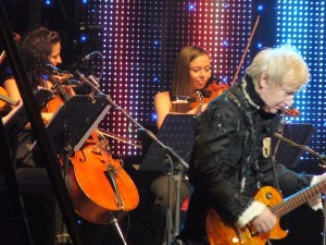Smyčcový kvartet a Gerry Leonard