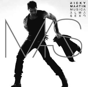 Ricky Martin - Música+Alma+Sexo