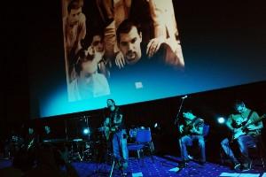 Kryštof hraje v pražském Cinestaru