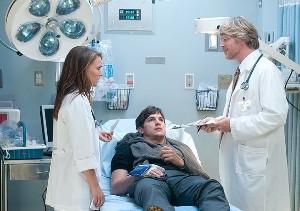 David u lékaře.